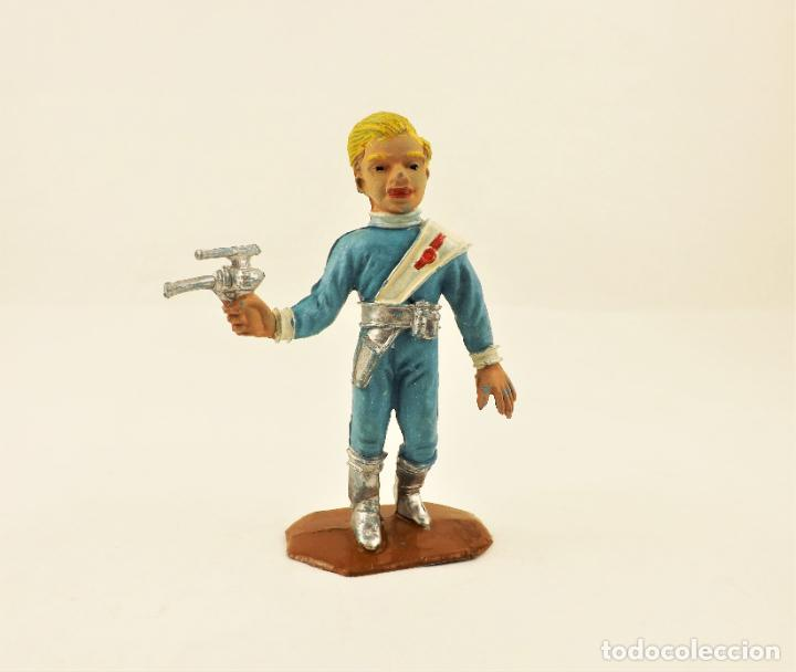 Figuras de Goma y PVC: Comansi The Thunderbirds original. Alan - Foto 1 - 210954829