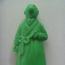 Figuras de Goma y PVC: FIGURA DE DUNKIN , PREMIUM , COLECCION TINTIN : RASTOPAPOULUS. Lote 211407751
