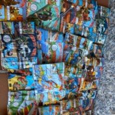 Figuras de Goma y PVC: MONTA MAN SOBRES LLENOS, QUIOSCO AÑO 80. Lote 211421976