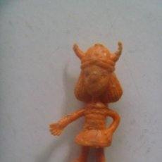 Figuras de Goma y PVC: FIGURA DE DUNKIN , COLECCION DE VICKY EL VIKINGO : VICKY. Lote 211433300
