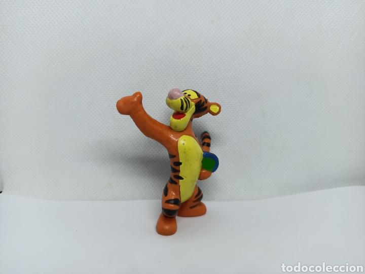 WINNIE THE POOH TIGER (Juguetes - Figuras de Goma y Pvc - Bully)
