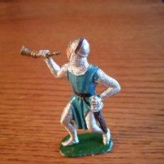 Figuras de Goma y PVC: MOROS Y CRISTIANOS DE JECSAN. CRISTIANO DE JECSAN. Lote 211446171