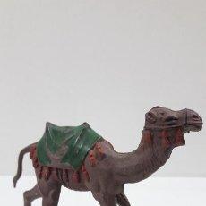 Figuras de Goma y PVC: CAMELLO . SERIE LAWRENCE DE ARABIA . REALIZADO POR REAMSA . AÑOS 50 EN GOMA. Lote 211461269