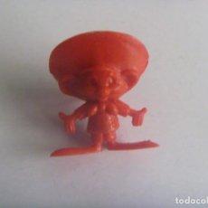 Figuras de Goma y PVC: FIGURA DE DUNKIN , COLECCION DE LA WARNER BROS : SPEEDY GONZALEZ. Lote 211508941