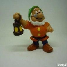 Figuras de Goma y PVC: FIGURA ENANITO DE BLANCANIEVES - BULLY 1982. Lote 211516156