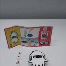 Figuras Kinder: FIGURA KINDER SORPRESA SUPER MARIO DV553.. Lote 211561091