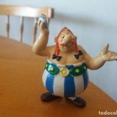 Figuras de Goma y PVC: FIGURA OBELIX. ASTÉRIX. GOSCINNY UDERZO. BULLYLAND. GERMANY. BUEN ESTADO. 1990.. Lote 211579279