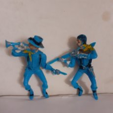 Figuras de Goma y PVC: FIGURAS DE COMANSI NORDISTA YANKEES PLASTICO. Lote 211585587