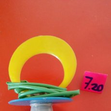 Figuras de Goma y PVC: GRAN CHUPETE ANISES (13 CM) COLGADURA.PLÁSTICOS TUROLENSES 60S.. Lote 211617521