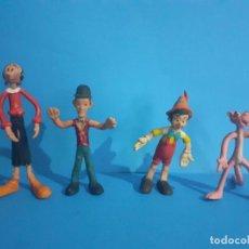 Figuras de Goma y PVC: LOTE DE FIGURAS ARTICULADAS DE GOMA, DIFERENTES MARCAS.. Lote 211622670