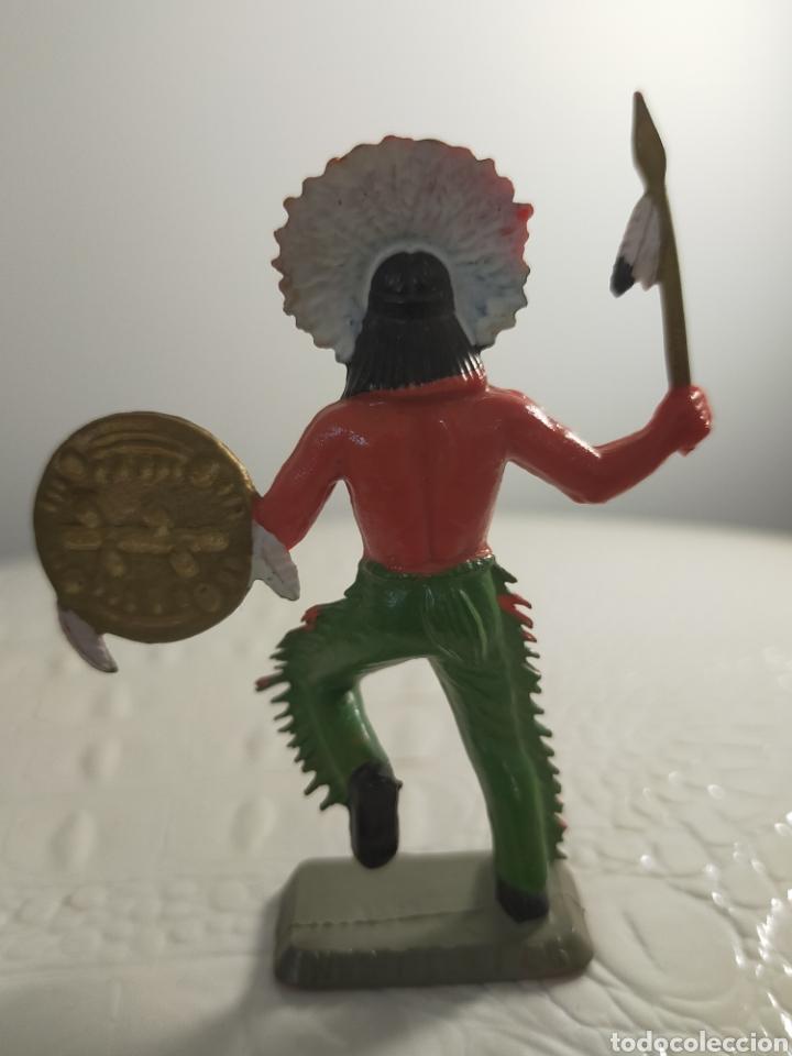 Figuras de Goma y PVC: Starlux Nestle Exin West - Foto 2 - 211706584