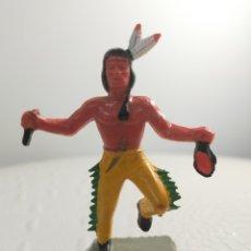 Figuras de Goma y PVC: STARLUX NESTLE EXIN WEST. Lote 211706885