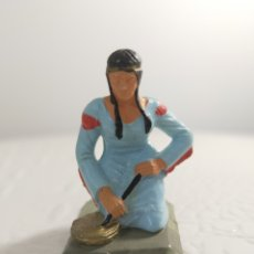 Figuras de Goma y PVC: STARLUX NESTLE EXIN WEST. Lote 211707175