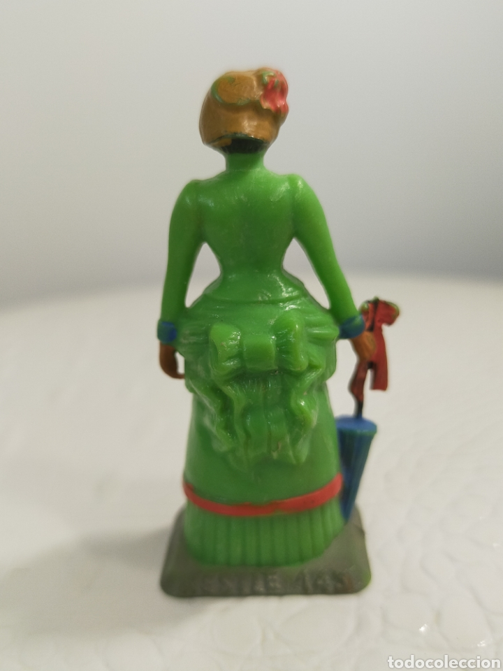 Figuras de Goma y PVC: Starlux Nestle Exin West - Foto 2 - 211727025