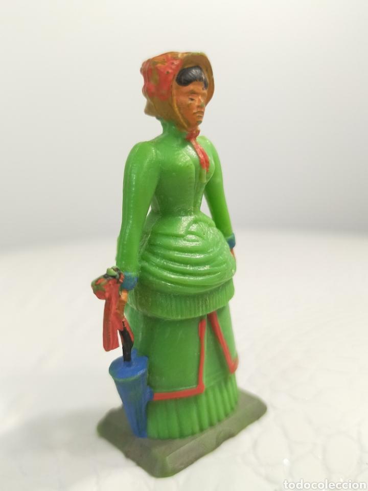 Figuras de Goma y PVC: Starlux Nestle Exin West - Foto 3 - 211727025