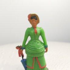 Figuras de Goma y PVC: STARLUX NESTLE EXIN WEST. Lote 211727025