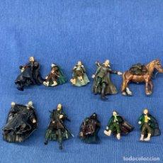 Figuras de Borracha e PVC: LOTE 10 FIGURAS DEL SEÑOR DE LOS ANILLOS - 6 CM. Lote 211772008