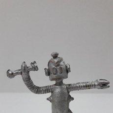 Figuras de Goma y PVC: FIGURA DE LA PATRULLA SATURNO . FIGURA REAMSA Nº 43 . ORIGINAL AÑOS 50 EN GOMA. Lote 211809821