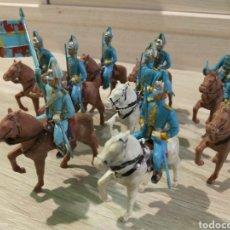 Figuras de Goma y PVC: REAMSA DRAGONES DE SANTIAGO. Lote 211819917