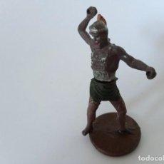Figuras de Goma y PVC: FIGURA GLADIADOR GAMA AÑOS 60. Lote 211925801