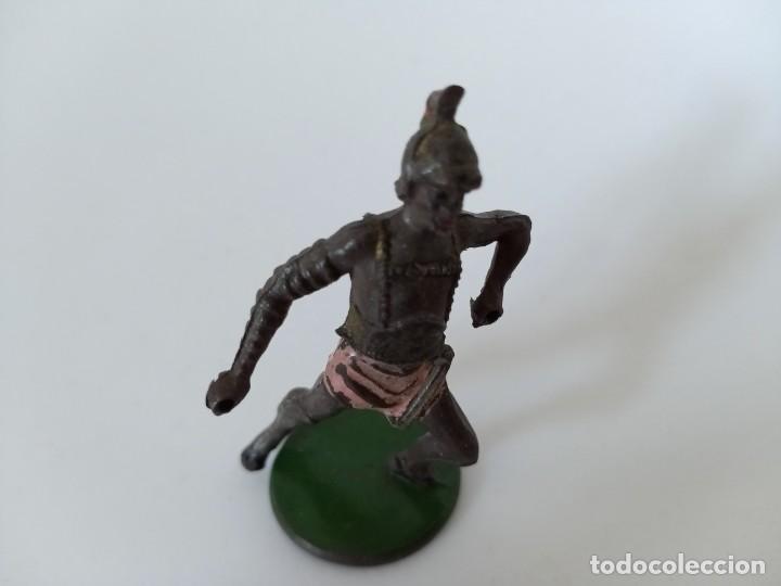 FIGURA GLADIADOR GOMA DE GAMA (Juguetes - Figuras de Goma y Pvc - Gama)