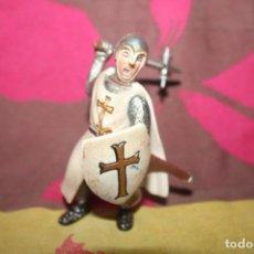 Figuras de Goma y PVC: MUÑECO CABALLERO TEMPLARIO 2003. Lote 211972193
