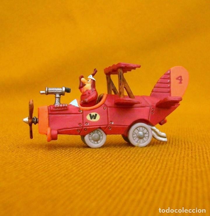 Figuras de Goma y PVC: DUNKIN DE LUXE / 2 AUTOS LOCOS HANNA-BARBERA - Foto 2 - 211981763