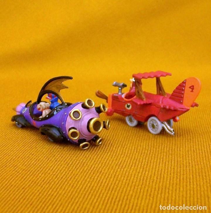Figuras de Goma y PVC: DUNKIN DE LUXE / 2 AUTOS LOCOS HANNA-BARBERA - Foto 5 - 211981763