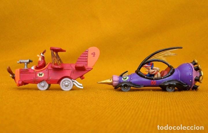 Figuras de Goma y PVC: DUNKIN DE LUXE / 2 AUTOS LOCOS HANNA-BARBERA - Foto 6 - 211981763