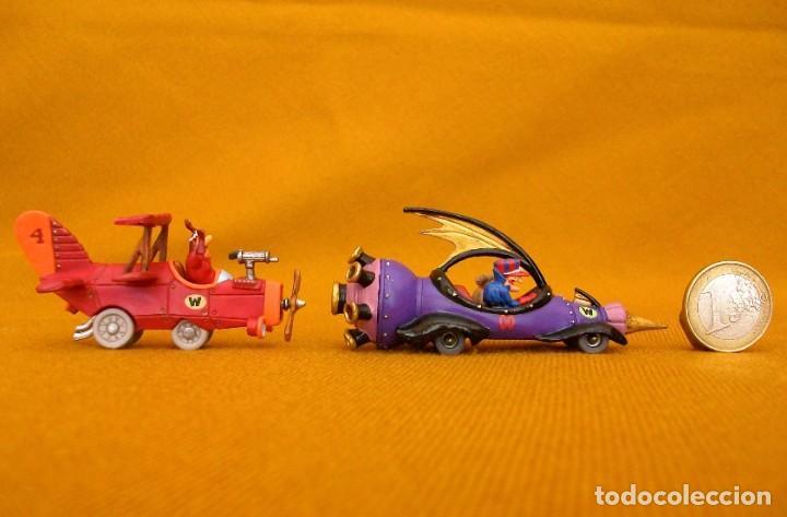 Figuras de Goma y PVC: DUNKIN DE LUXE / 2 AUTOS LOCOS HANNA-BARBERA - Foto 7 - 211981763