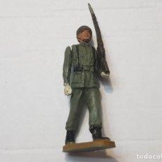 Figuras de Goma y PVC: FIGURA EN GOMA TEIXIDO SERIE DESFILE ARTICULADA. Lote 212032615