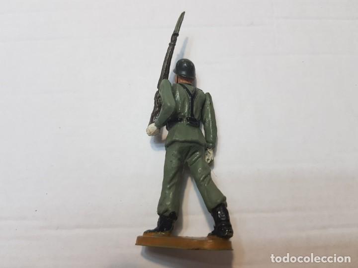 Figuras de Goma y PVC: Figura en Goma Teixido serie Desfile Articulada - Foto 2 - 212032615