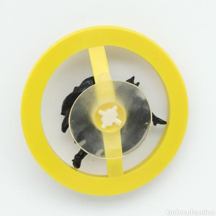 Figuras de Goma y PVC: Curioso disco - figura Bully en la que Batman prohibe fumar. No Smoking. - Foto 2 - 212038032
