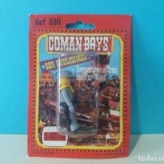 Figuras de Borracha e PVC: COMANSI. COMAN BOYS REF: 630 SOLDADO CONFEREDADO.. Lote 212157366