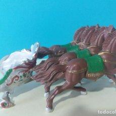 Figurines en Caoutchouc et PVC: CUADRIGA ROMANA - REAMSA - SERIE BEN HUR. Lote 212210833