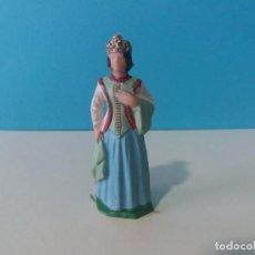 Figuras de Goma y PVC: REAMSA DAMA MEDIEVAL DE LA CORTE. Lote 212277952