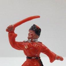 Figuras de Borracha e PVC: COSACO . REALIZADO POR LAFREDO . SERIE COSACOS . ORIGINAL AÑOS 60. Lote 212434923