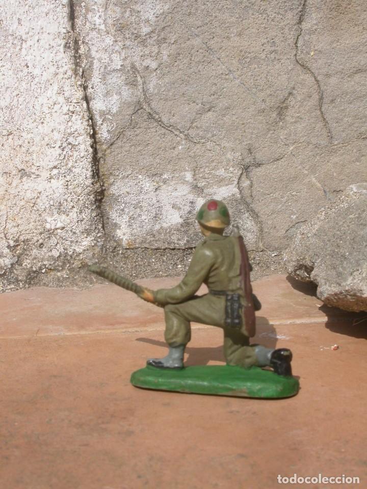Figuras de Goma y PVC: REAMSA COMANSI PECH LAFREDO JECSAN TEIXIDO GAMA MOYA SOTORRES STARLUX ROJAS ESTEREOPLAST - Foto 2 - 212480035