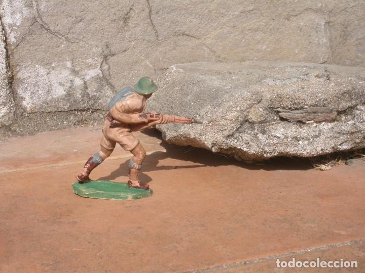 Figuras de Goma y PVC: REAMSA COMANSI PECH LAFREDO JECSAN TEIXIDO GAMA MOYA SOTORRES STARLUX ROJAS ESTEREOPLAST - Foto 2 - 212480451