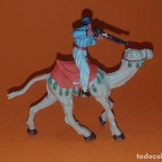 Figuras de Goma y PVC: FIGURA ARABE/BEDUINO DE REAMSA, SERIE LAWRENCE DE ARABIA., EN PLÁSTICO.. Lote 212520768