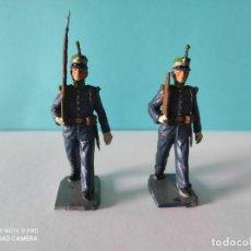 Figuras de Goma y PVC: REAMSA LOTE 2 FIGURAS SERIE DESFILE. Lote 212619013