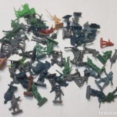 Figuras de Goma y PVC: LOTE FIGURAS MONTAPLEX SERIE SOLDADOS DEL MUNDO. Lote 212636707