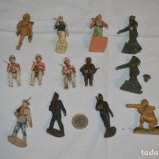 Figuras de Goma y PVC: MILITARES / SOLDADOS / PLÁSTICO/PVC Y GOMA - COMANSI, OLIVER, PUIG, PECH, JECSAN ... ¡MIRA!. Lote 212692435