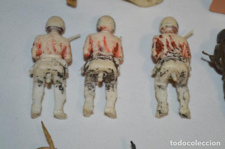 Figuras de Goma y PVC: Militares / soldados / Plástico/PVC y goma - COMANSI, OLIVER, PUIG, PECH, JECSAN ... ¡Mira! - Foto 6 - 212692435