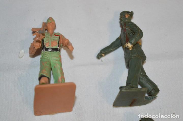 Figuras de Goma y PVC: Militares / soldados / Plástico/PVC y goma - COMANSI, OLIVER, PUIG, PECH, JECSAN ... ¡Mira! - Foto 7 - 212692435