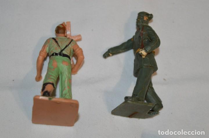 Figuras de Goma y PVC: Militares / soldados / Plástico/PVC y goma - COMANSI, OLIVER, PUIG, PECH, JECSAN ... ¡Mira! - Foto 8 - 212692435