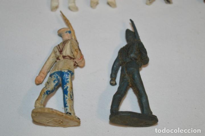 Figuras de Goma y PVC: Militares / soldados / Plástico/PVC y goma - COMANSI, OLIVER, PUIG, PECH, JECSAN ... ¡Mira! - Foto 12 - 212692435