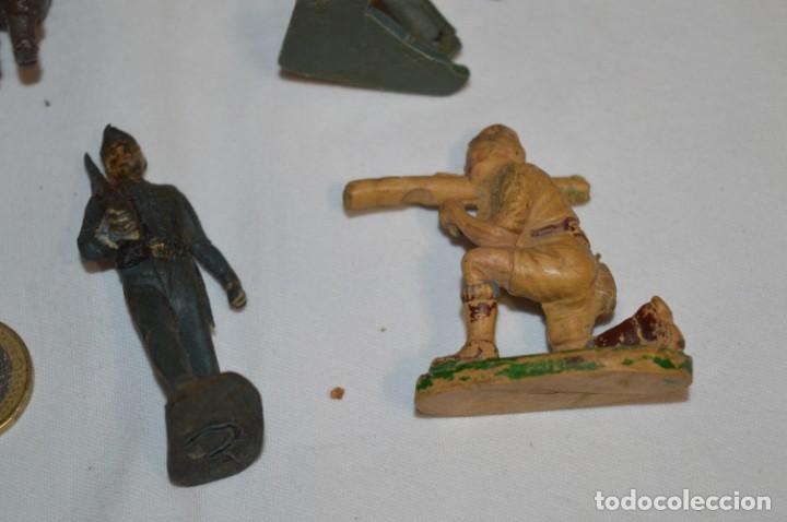 Figuras de Goma y PVC: Militares / soldados / Plástico/PVC y goma - COMANSI, OLIVER, PUIG, PECH, JECSAN ... ¡Mira! - Foto 13 - 212692435