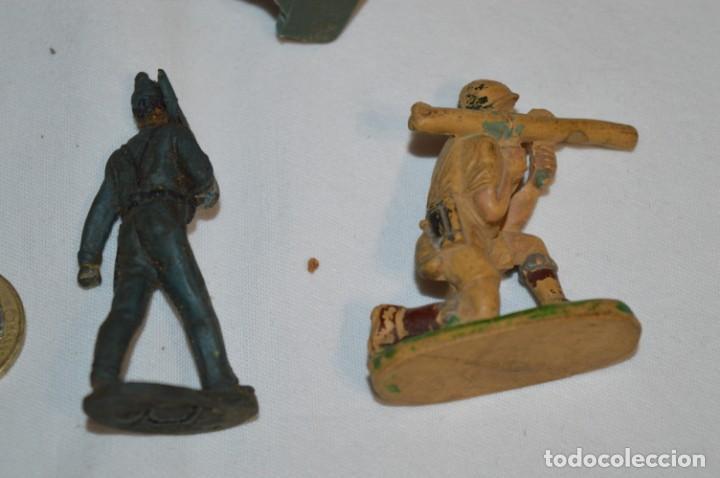 Figuras de Goma y PVC: Militares / soldados / Plástico/PVC y goma - COMANSI, OLIVER, PUIG, PECH, JECSAN ... ¡Mira! - Foto 14 - 212692435