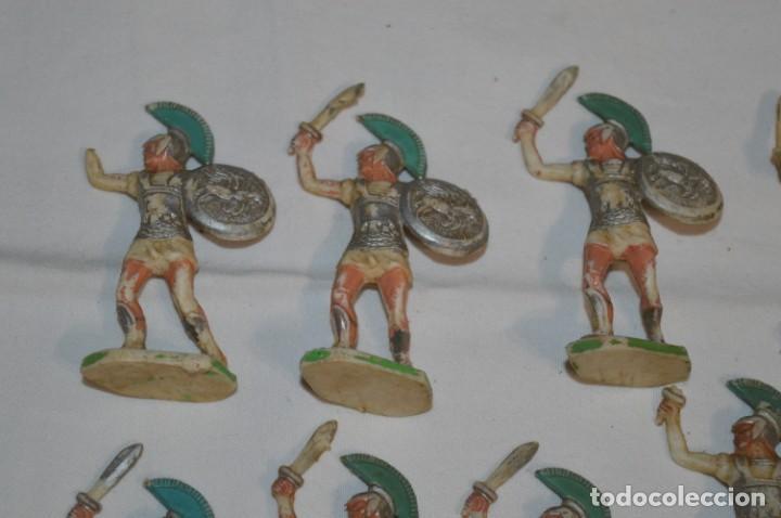 Figuras de Goma y PVC: Lotazo CARTAGINESES y ROMANOS / Plástico/PVC - COMANSI, OLIVER, PUIG, PECH, JECSAN, otras ... ¡Mira! - Foto 2 - 212693621